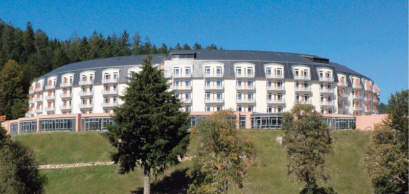 Reha-Zentrum Todtmoos, Klinik Wehrawald