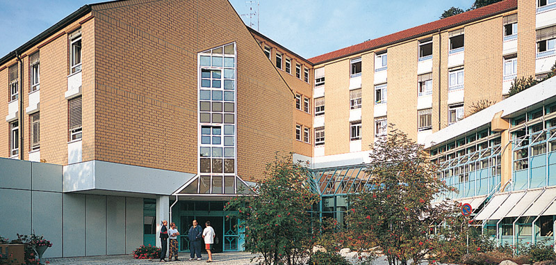 Reha-Zentrum Bad Mergentheim, Klinik Taubertal