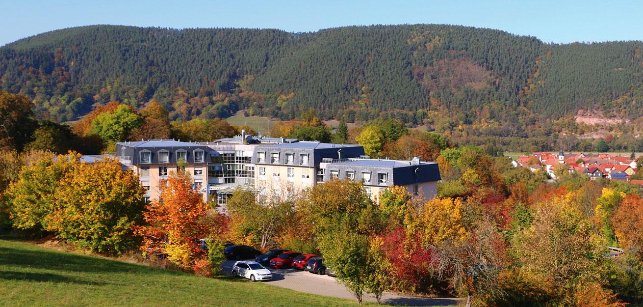 Klinik an der Weißenburg