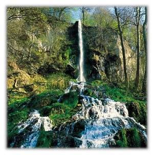 Bad Uracher Wasserfall