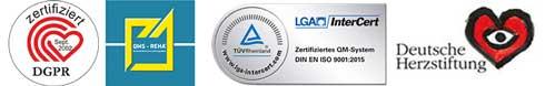 Zertifizierung Fachklinik Weserland