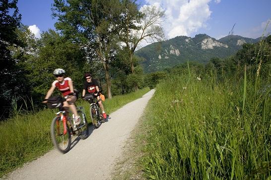 Freizeit Fahrradfahren