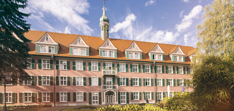 Schloss-Klinik Sonnenbühl