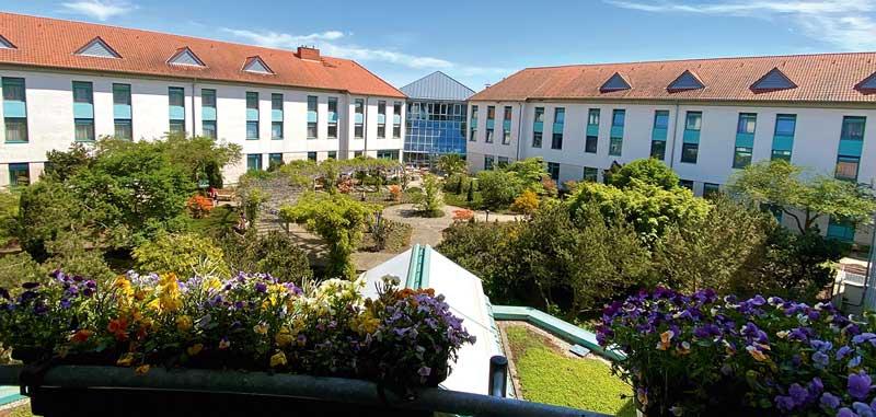 Reha-Zentrum Bad Schmiedeberg, Klinik Dübener Heide