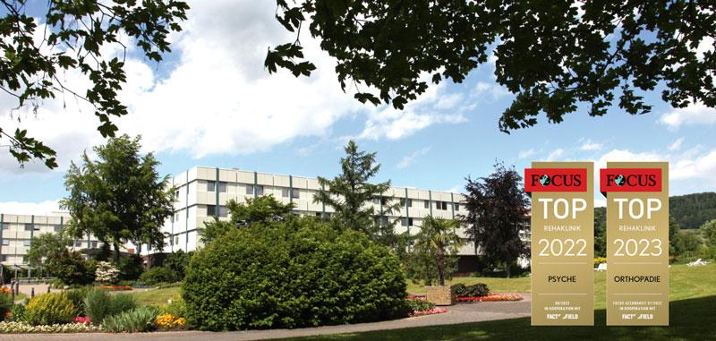 Reha-Zentrum Bad Pyrmont, Klinik Weser