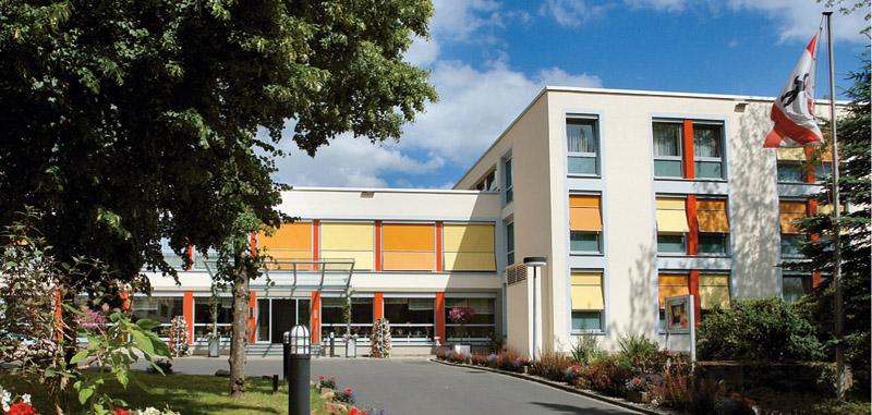 Reha-Zentrum Bad Brückenau, Klinik Hartwald