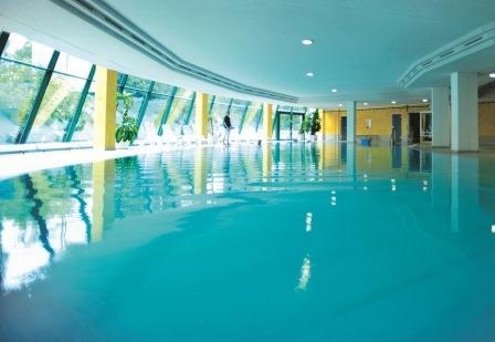 Schwimmbad Parkklinik
