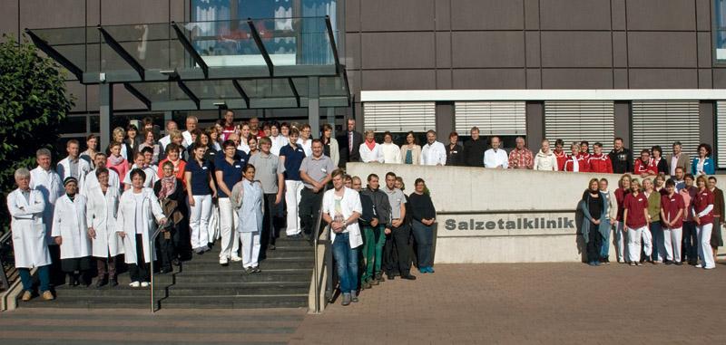 Rehabilitationszentrum der Deutschen Rentenversicherung - Salzetalklinik