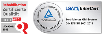 Zertifizierung Moritz Klinik GmbH & Co. KG
