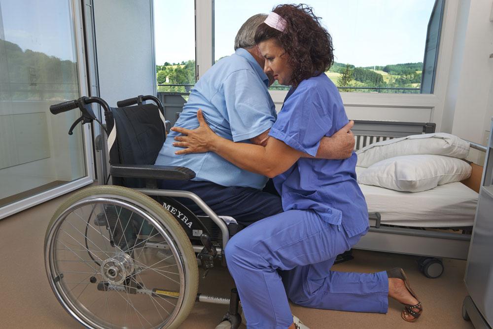 Pflegetherapie