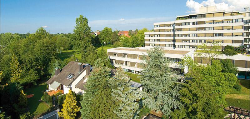 SRH Gesundheitszentrum Waldbronn