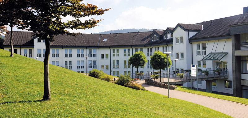 Johannesbad Fachklinik Hochsauerland