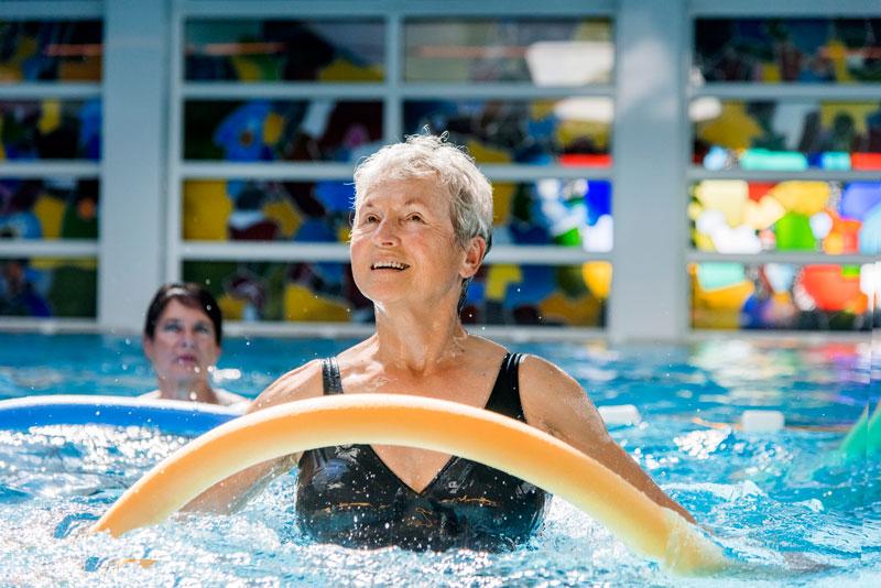 Schwimmtherapie