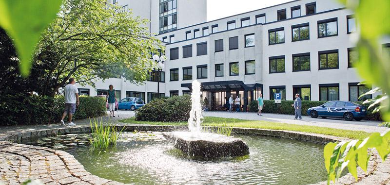 Klinik Herzoghöhe Bayreuth