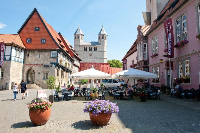 Marktplatz mit Dom