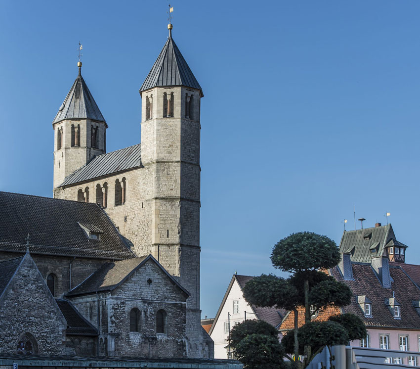 Dom Bad Gandersheim