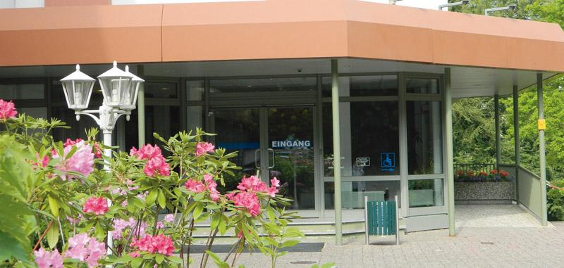 Paracelsus-Klinik an der Gande