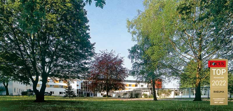 Reha-Zentrum Bad Aibling, Klinik Wendelstein