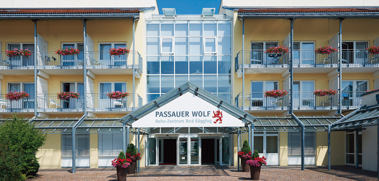 PASSAUER WOLF Bad Gögging