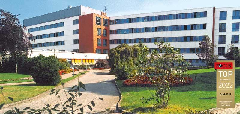 Reha-Zentrum Mölln, Klinik Föhrenkamp