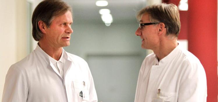 Dr Marr und Dr Kern