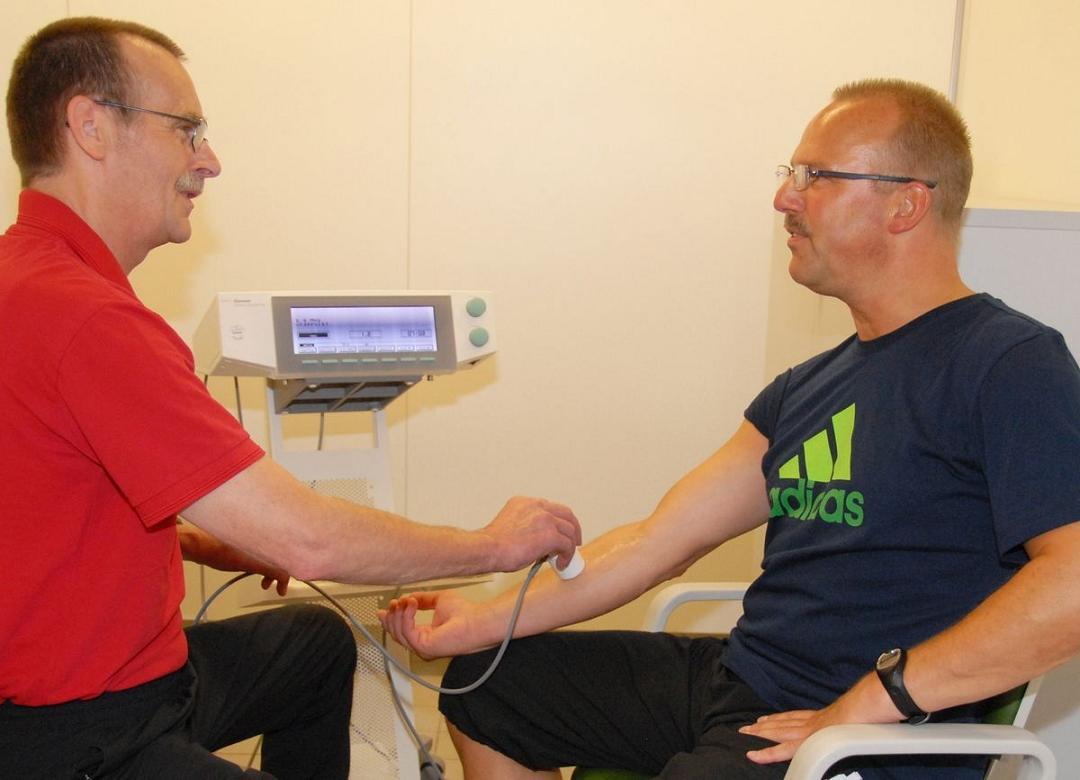 Ultraschalltherapie