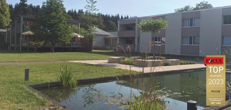 Reha-Zentrum Bad Dürrheim, Klinik Hüttenbühl