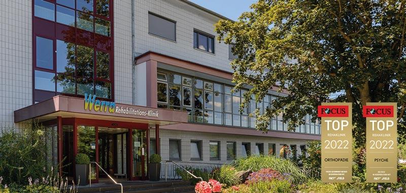 Reha-Zentrum Bad Sooden-Allendorf, Klinik Werra