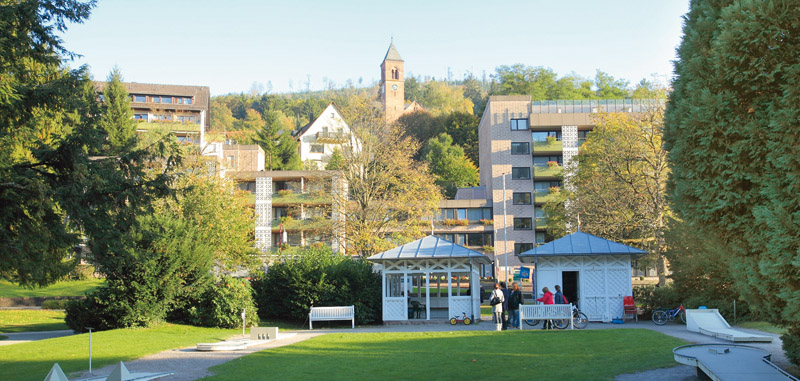 Celenus Klinik Bad Herrenalb