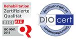 Zertifizierungen Celenus Klinik Kinzigtal
