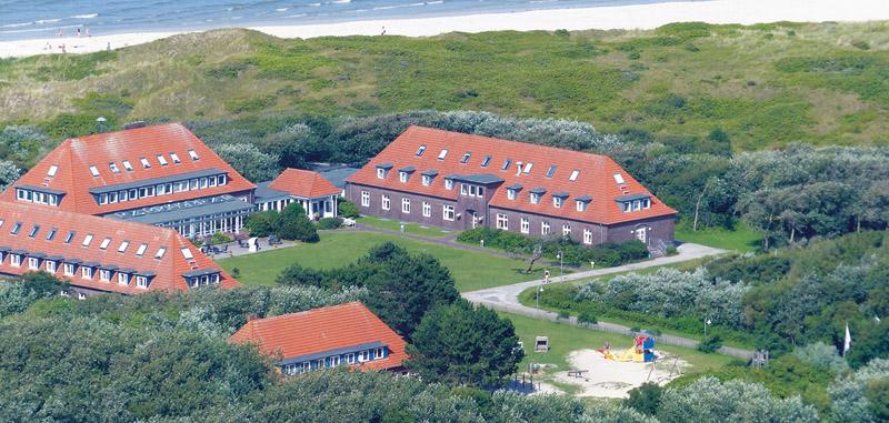 DRK Villa Kunterbunt Wangerooge
