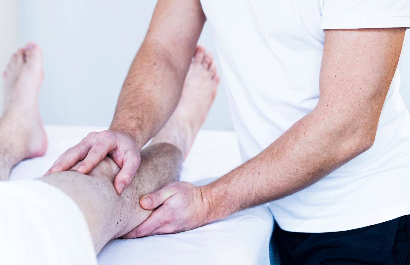 Die manuelle Therapie