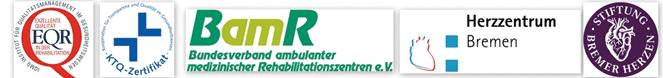 Zertifizierung RehaZentrum Bremen