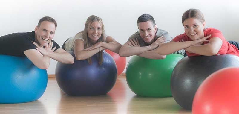 Gesundheitssport Ball