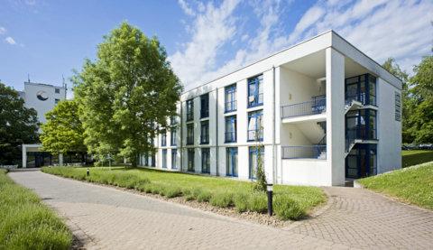 Klinikzentrum Bad Sulza Gebäude