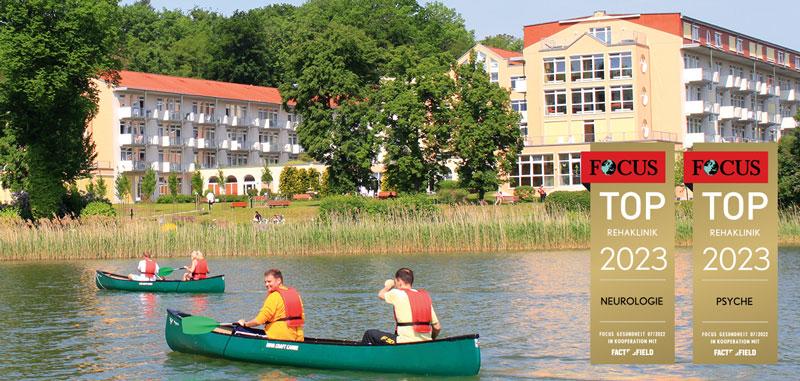 Fachklinik Feldberg GmbH Klinik am Haussee
