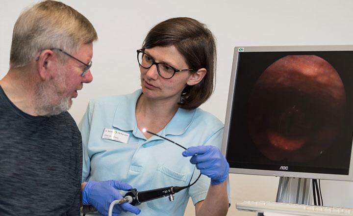 Fees Laryngoskopie