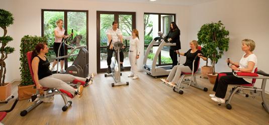 Medizinische Trainings Therapie MTT