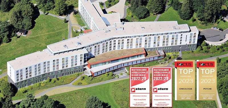 Rehazentrum Oberharz der Deutschen Rentenversicherung Braunschweig Hannover