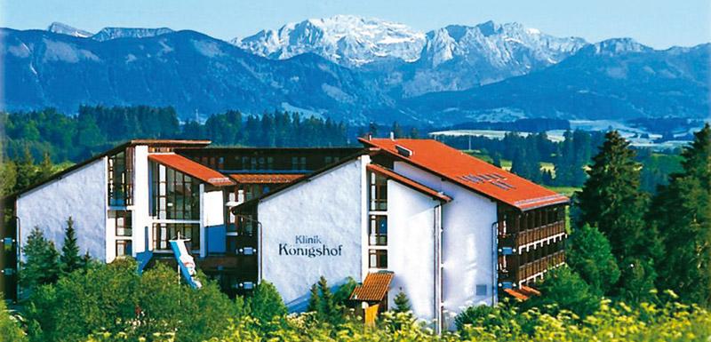Johannesbad Klinik Königshof