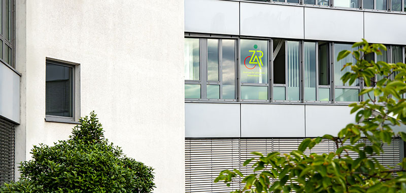 Gebäude ZAR