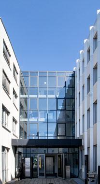 Klinikgebäude 1