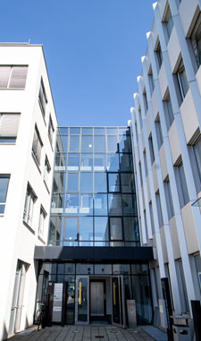 Klinikgebäude 2