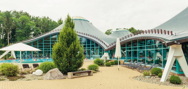 Gesundheitszentrum Solemar im Sole-Heilbad