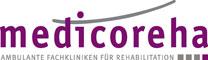 Logo medicoreha Köln