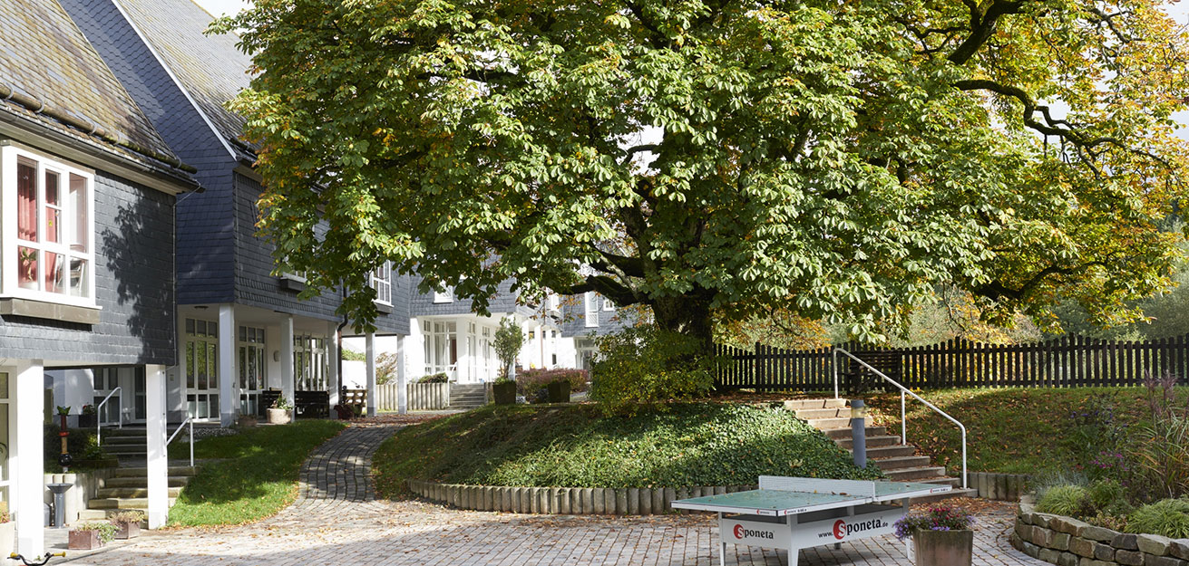 Johannesbad Fachklinik Holthauser Mühle
