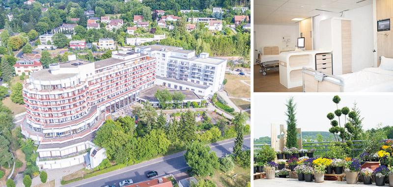 Neurologisches Fach- und Privatkrankenhaus Klinik Bavaria