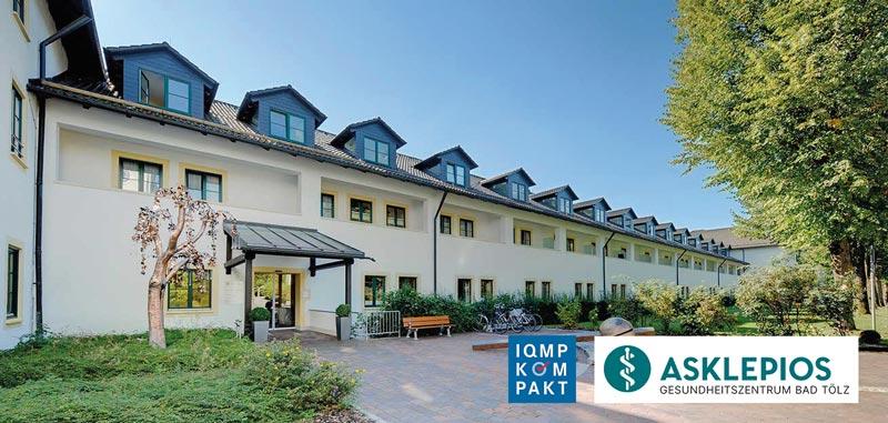 Asklepios Gesundheitszentrum Bad Tölz Gmbh Bad Tölz Rehaklinikende