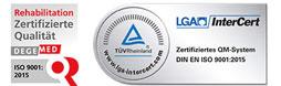 Zertifizierung Berghofklinik II