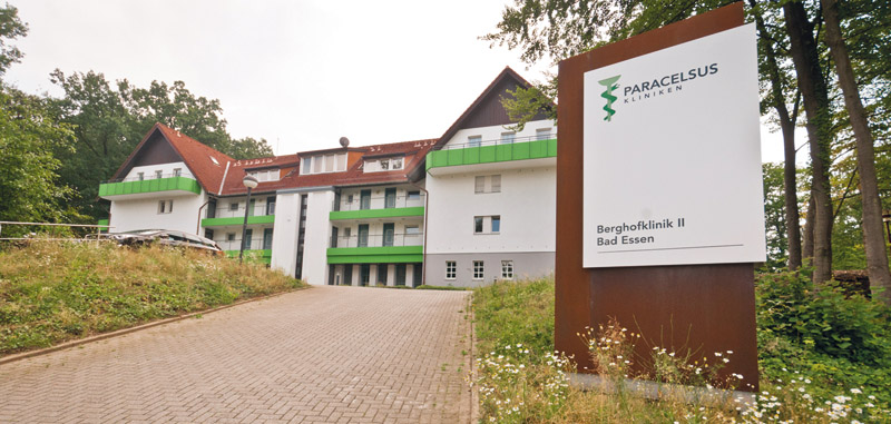Paracelsus-Berghofklinik II